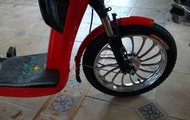 Electric bicycle, bike, new