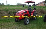 Mahindra tractor-404 4WD with SPZ (40 horses for the price of 30 horses)