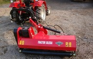 Side mulcher CRONIMO, trench cutter CRONIMO MP-140