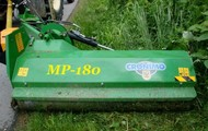 Side mulcher CRONIMO, trench cutter CRONIMO MP-180